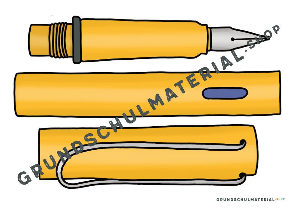 Füller Teile