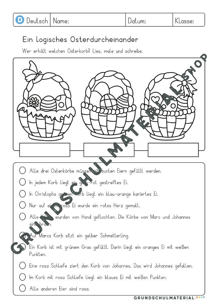 Logical Ostern
