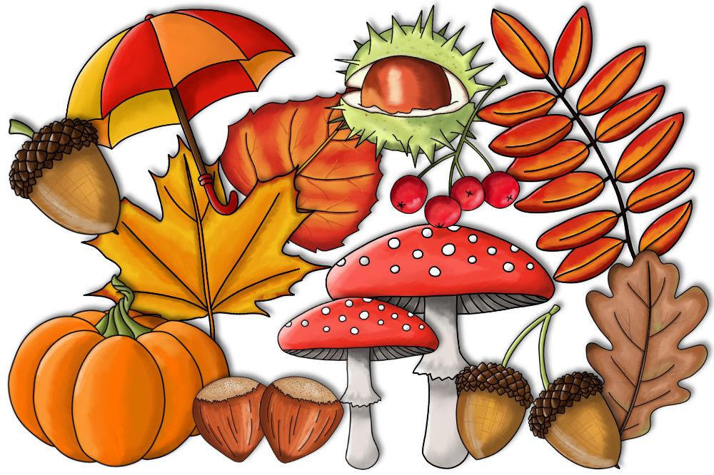 Herbst Clipart